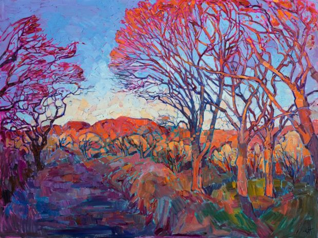 Nature by Erin Hanson