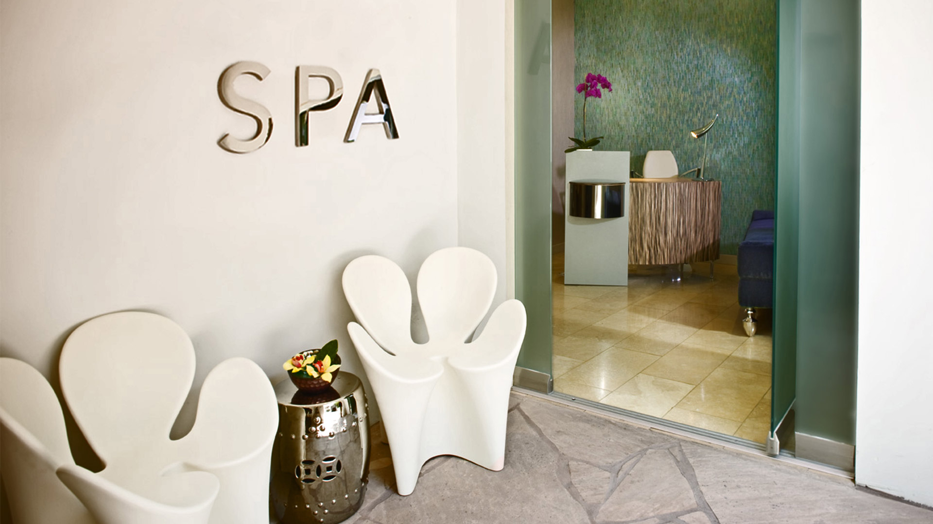 It's Spa time at San Marquis Hotel