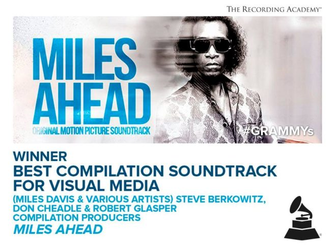Miles Ahead with Don Cheadle