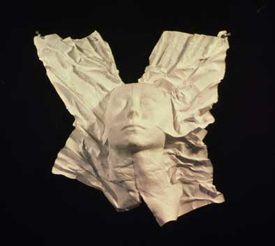 Paper becoming me by Sandy Bleifer