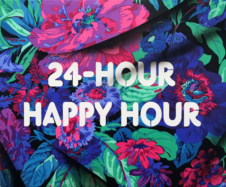 Adam Mars' 24-hour Happy Hour