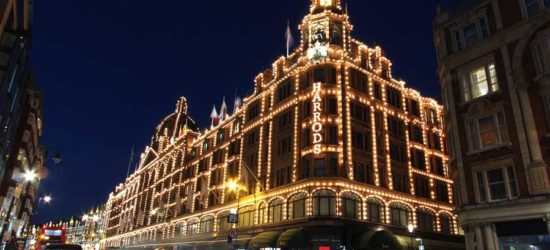 Richard Dewhirst's Harrods, Knightsbridge, London
