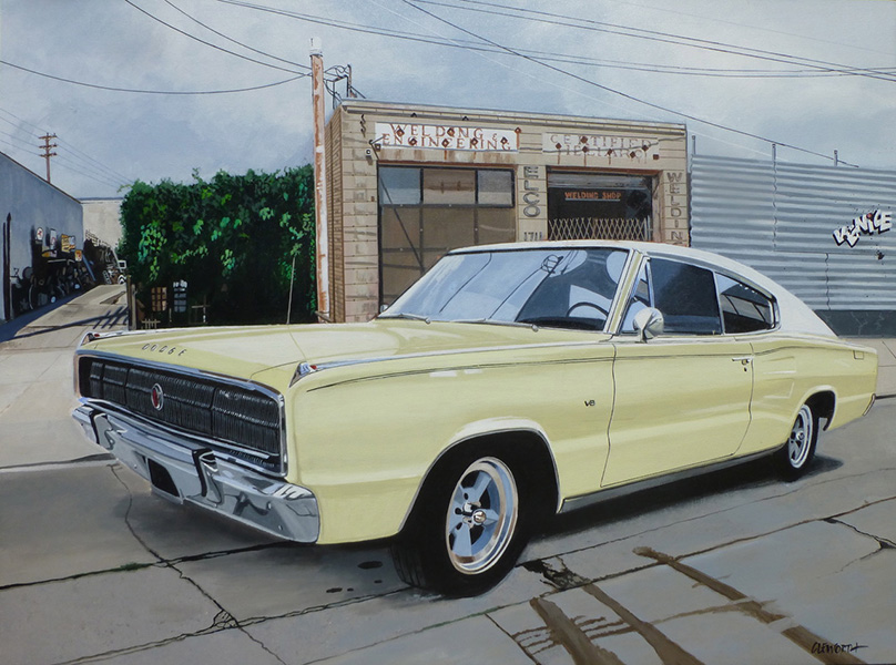 ELCO 1966 Dodge Charger in Venice