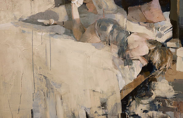 Under The Bed by Ashley Wood