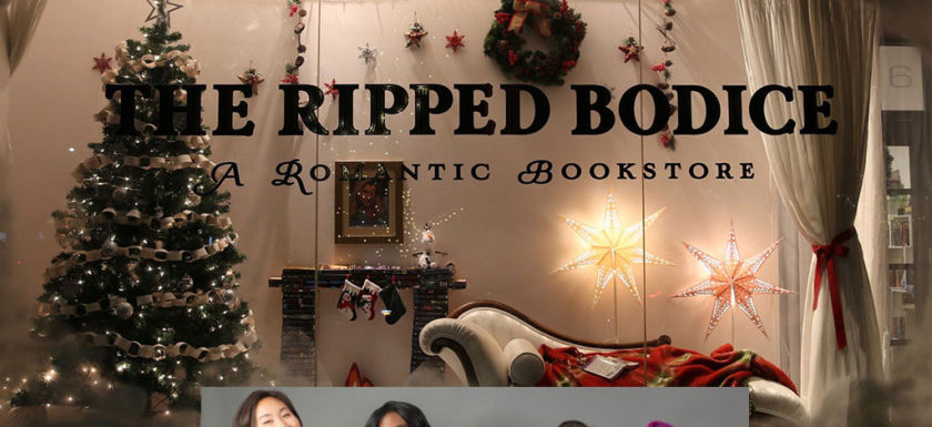 The Ripped Bodice team, Los Angeles