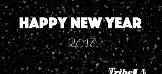 Happy New Year from TribeLA Magazine
