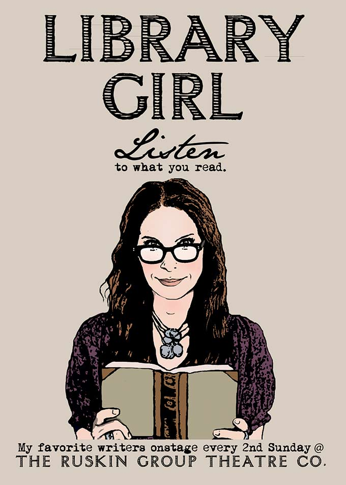 Library Girl, Susan Hayden