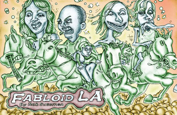 Fabloid LA by Rob Sussman