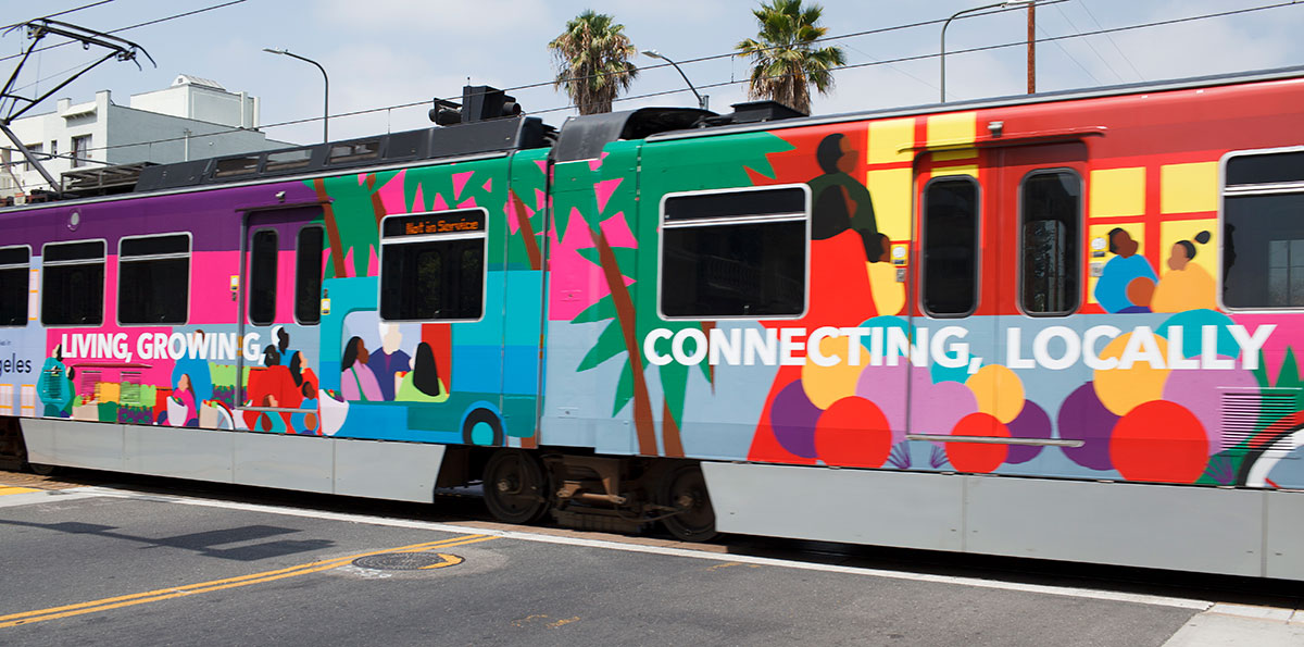 AARP Expo Line by Synthia SAINT JAMES